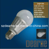 LED Bulb Light (E27/B22 DQP-5W)
