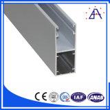 ISO Polished Aluminum Profile Rail