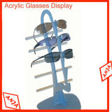 Special Shaped Acrylic Sunglasses Display Stand