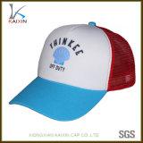 Custom Summer Foam Mesh Cap Trucker Hat with Printed Logo