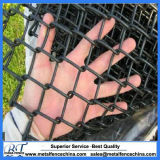 PVC Coated and Galvanized Chain Link Fabric Rolls