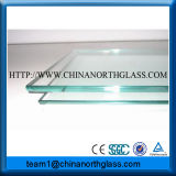 8mm Clear Tempered Glass Panel Price