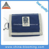 Classic Men Sports Polyester Coin Purse Travel Wallet Bag