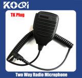 Two Way Radio Portable Speaker Microphone Kmc-17 for Walkie Talkies