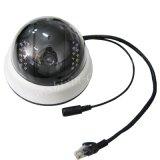Full HD Megapixels 800tvl IR Dome IP Camera (IP-02H)