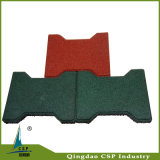Colorful Rubber Mat for Sport Play Ground
