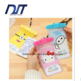 New Mobile Phone PVC Waterproof Bag Case with Cartoon Design