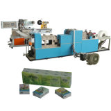 High Speed Full Automatic Pocket Tissue Paper Making Machine Production Line