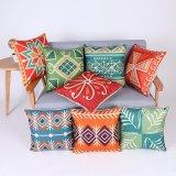 Digital Print Decorative Cushion/Pillow with Geometric Pattern (MX-59)