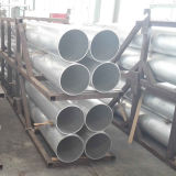 Extruded Aluminum Alloy Tube 6063 T5 Used for Pipeline Equipment