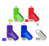 Classical Swivel OTG USB Pen Drives for Promotion