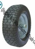 "Pneumatic Rubber Wheel for Lawn Mower (16""X6.50-8)"