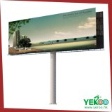 Double Sided Steel Structure Galvanized Advertising Billboard