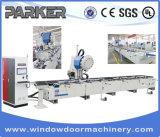 aluminium copper steel machining center
