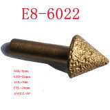 6mm Diamond Router Bits CNC Carving Tools for Glass Stones