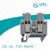 Utl 2.5mm² Mini DIN Rail Wiring Terminal Connector