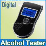 Portable Digital Alcohol Detector, LED Digital Breath / Breathalyzer Alcohol Tester