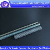 China Manufacturer Carbon Steel Threaded Rod