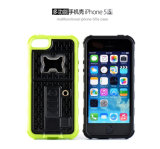 Multifunctional Mobile Phone Case with Dropproof Material for iPhone 5s
