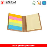 Printed Sticky Note Book with Combined Sticky Set