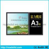 LED Advertisement Display Solar Energy Sign Light Box Board