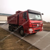 HOWO 6X4 336/371HP Tipper/Dump Truck with Low Price