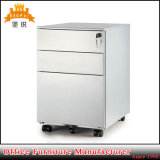 Modern Office Furniture Metal 3 Drawer Mobile Cabinet