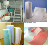 Wholesale Thickness and Color Custom EPE Foam Packaging Sheet with Break Point in Roll