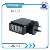 OEM USB Charger Plug 4 Port Wall Charger