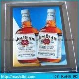 Super Slim LED Acrylic Crystal Light Box Picture Frame