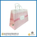 Lovely Pink Color Paper Handbag (GJ-Bag006)