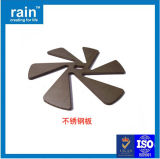 High Quality Metal Sheet Spring Contact Laser Cutting Parts