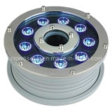 (IP68) Underwater Fountain Lights Pool Lamps 9W