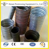 Cnm Prestressed Round Duct for 15.24mm Strand