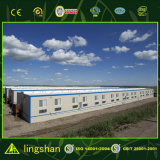 Prefabricated Oil Camp Building for Algeria