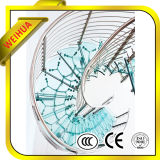 High Quality Clear 10mm Laminated Glass Stair with CE/CCC/ISO9001