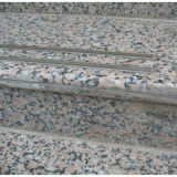 High Polished Step G664 Misty Brown Granite Stair