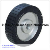 Heavy Duty Rubber Caster Wheel for Sliding Door