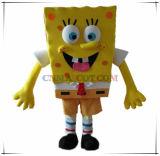 Top Emulational Squarepants Mascot Costume Very Popular