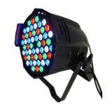 Outdoor Stage Lighting 54PCS LED PAR Waterproof Auto Light 54X3w