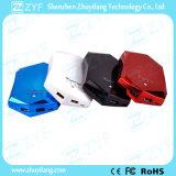 Diamond Design Dual USB Port 8800mAh Power Bank (ZYF8033)