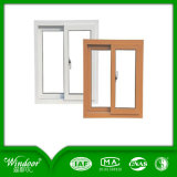 Single or Double Tinted Glass Casement UPVC Window