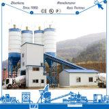 New Design Environmental Hzs180 Construction Equipment Concrete Mixing Plant Export