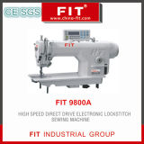 High Speed Direct Electronic Lockstitch Sewing Machine