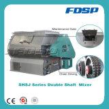 Shsj Double Shaft Livestock Feed Mixers for Powder