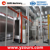 Conveyorized Powder Coating System