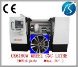 Wholesales Europe Stansard CE Car Wheel Rim Repair CNC Lathe