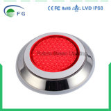 18W Single Red/Green/Blue LED Underwater Lighting with Easy Installation