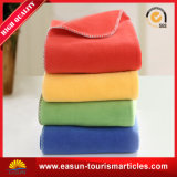 Blanket 100% Polyester Super Soft Blanket Cheap Fleece Blankets in Bulk (ES2052072AMA)
