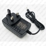 UK Plug Adapter AC 100-240V to 12V 2A DC Power Supply Adapter